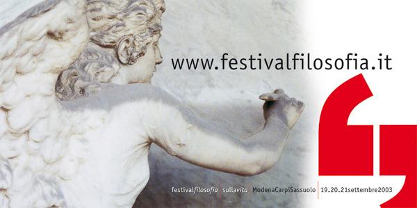 Festivalfilosofia 2003