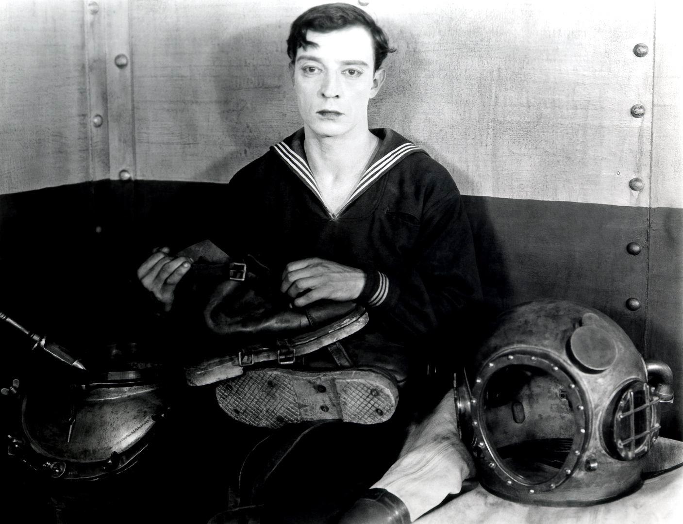 Le macchine-gag di Buster Keaton